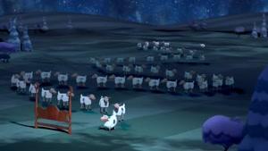 انیمیشن کوتاه شمارش گوسفند The Counting Sheep