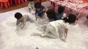 بازی درمانی کودک کلیپ 6