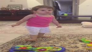 بازی درمانی کودک کلیپ 5