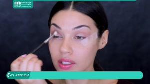 ساده ترین روش آرایش چشم