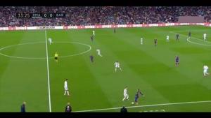 خلاصه بازی رئال مادرید - بارسلونا