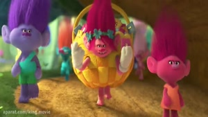 آهنگ انیمیشن ترول ۲۰۱۶ Trolls دوبله فارسی