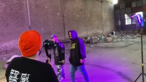 ریمیکس خفن از احمد ذوقی با پشت صحنه