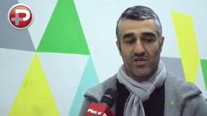 صحبتهای پژمان جمشیدی درباره علی کریمی و اعتراضاتش