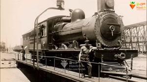 میمون باهوشی که در راه آهن استخدام شد