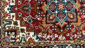 فرش مارکت - فرش کاشان فرش گبه روناسی