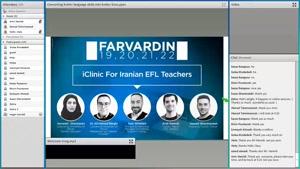 iClinic for Iranian EFL Teachers