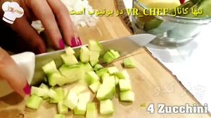طرز تهیه سوپ گیاهی با طعم آویشن