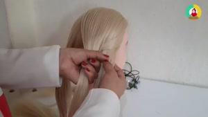 بافت مو بسیار زیبا و جذاب
