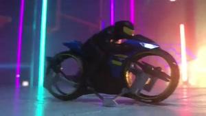 کوادکوپتر موتور دوگانه Flying Motorcycle جذاب و ارزان/ایستگا