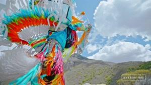 رقص بومی جنگ