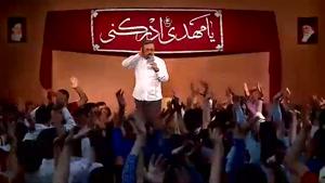 مولودی خوانی فوق العاده زیبای حاج محمود کریمی