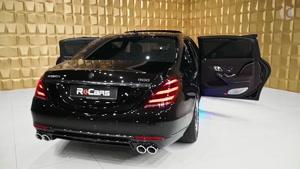طراحی داخلی و خارجی گران ترین و لوکس ترین خودروی میباخ