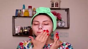 آموزش پاکسازی پوست در خانه در 3 مرحله