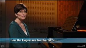 آموزش پیانو از صفرتاصد (لیندا)