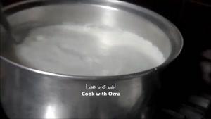 روشهای صحیح جوشاندن شیر محلی