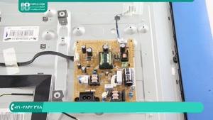 تعمیر و تعویض برد اصلی تلویزیون LCD