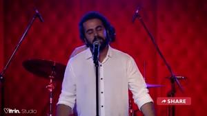 اجرای زنده امید نعمتی با حضور مهراب قاسم خانی