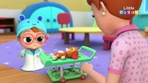 انیمیشن آموزش زبان انگلیسی Little Angel قسمت 263