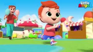 انیمیشن آموزش زبان انگلیسی Little Angel قسمت 261