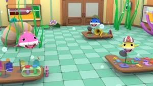 انیمیشن Shark Academy - قسمت 19