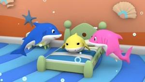 انیمیشن Shark Academy - قسمت 22