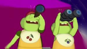 انیمیشن مونزی - مسافران فضا