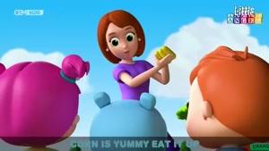 انیمیشن آموزش زبان انگلیسی Little Angel قسمت 269