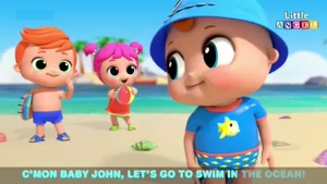 انیمیشن آموزش زبان انگلیسی Little Angel قسمت 268