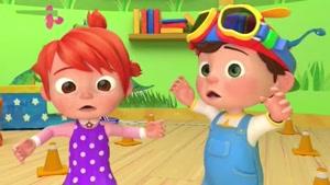 انیمیشن آموزش زبان انگلیسی cocomelon قسمت 68