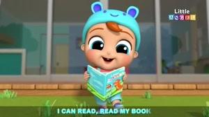 انیمیشن آموزش زبان انگلیسی Little Angel قسمت 267