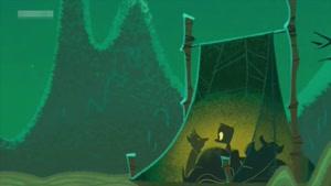 انیمیشن پادشاه جولین فصل 6 قسمت 50