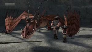 انیمیشن اژدهاسواران دوبله فارسی فصل 3 قسمت 26