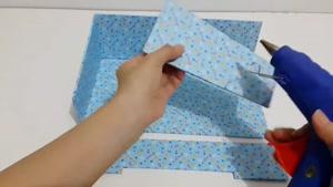 آموزش ساخت جعبه آرایش ساده