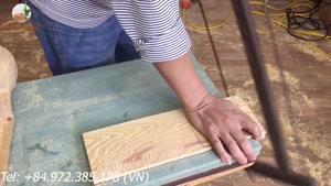 ماکت چوبی تویوتا لندکروز