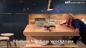 طرح های خلاقانه برای آشپزخانه
