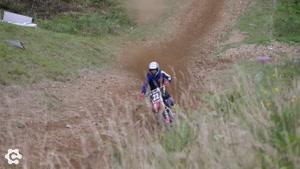 مسابقات تپه نوردی با موتور سیکلت