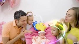 ترانه کودکانه مری و مایا با داستان آهنگ نوزاد جدید