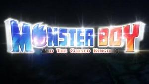 تریلر بازی Monster Boy And The Cursed Kingdom