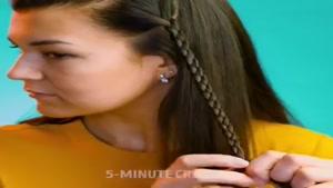 ترفند های کاربردی برای زیبایی مو در جشن ها