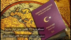 پاسپور ترکیه | دلتا هومز