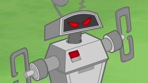 کارتون تام و جری با داستان - ربات محافظ