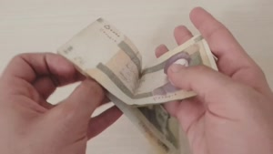 آموزش شعبده بازی با پول