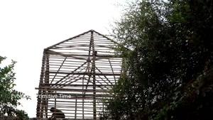 ساخت یه خونه ویلایی جنگلی باحال (پارت 1)