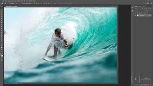 ایجاد vignette بروی عکس در فتوشاپ