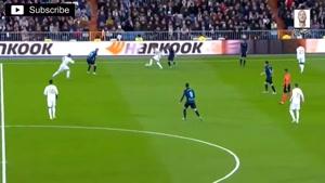 برترین لحظات ادن هازارد در لباس رئال مادرید