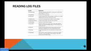 مدیریت لاگها در لینوکس