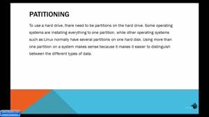 مدیریت پارتیشنها در لینوکس