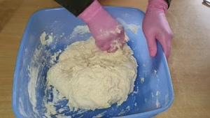 طرز تهیه نان قالبی ساده و خوشمزه