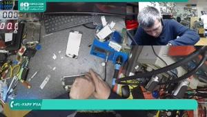 روش تعمیر سوکت موبایل آیفون 6